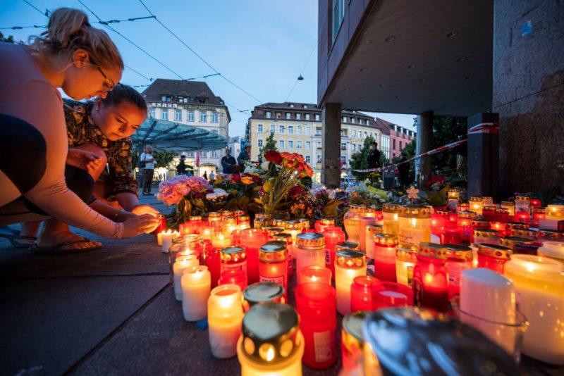 Würzburg gedenkt mit Trauerfeier der Opfer des tödlichen Messerangriffs