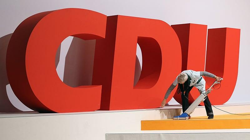 Nach Gender-Kritik: Linksradikale verüben Farbanschlag auf Hamburger CDU-Zentrale