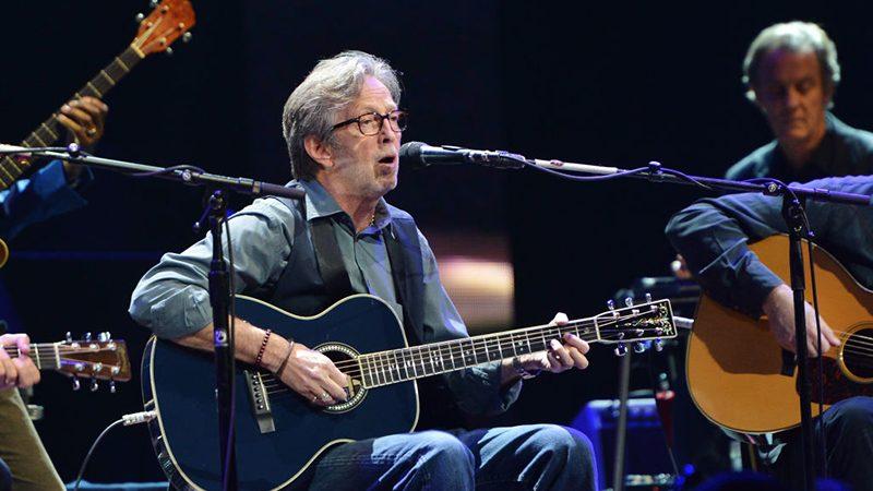 """Eric Clapton: """"Meine Kinder wirken, als wären sie gehirngewaschen"""""""
