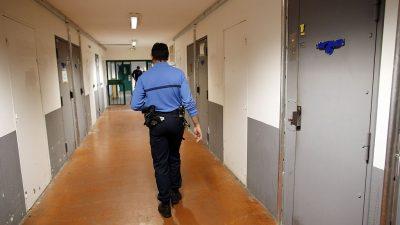 Europarat kritisiert Zustände in Gefängnissen – Haftanstalten teilweise zu 200 Prozent überbelegt