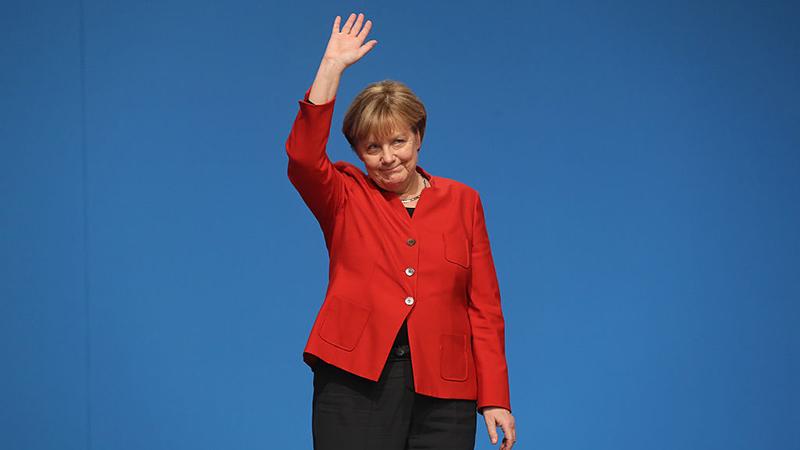 """Merkel hätte Mehrheit als """"Präsidentin Europas"""""""
