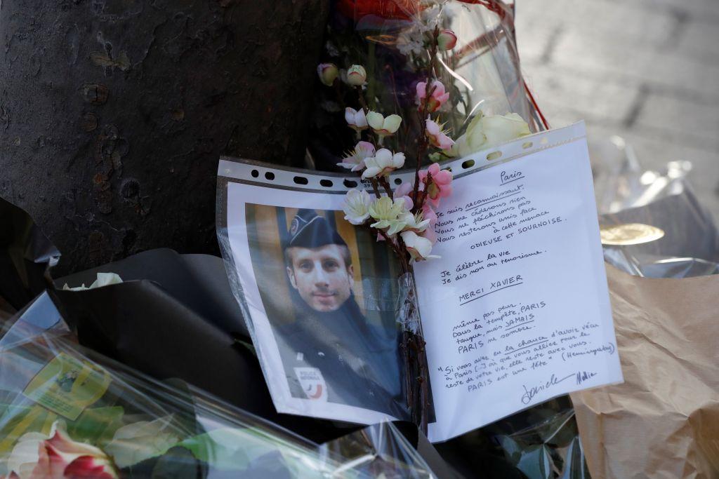 Vier Männer wegen Anschlags auf Champs-Elysées 2017 vor Gericht