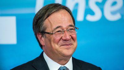 Union baut Vorsprung vor Grünen aus