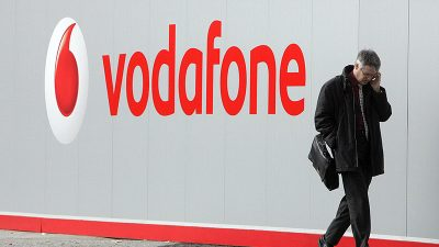 Vodafone stellt in Europa komplett auf Grünstrom um