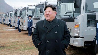 """""""Exekution"""" und """"Arbeitslager"""": Kim Jong-un geht gegen """"Krebsgeschwür"""" K-Pop vor"""