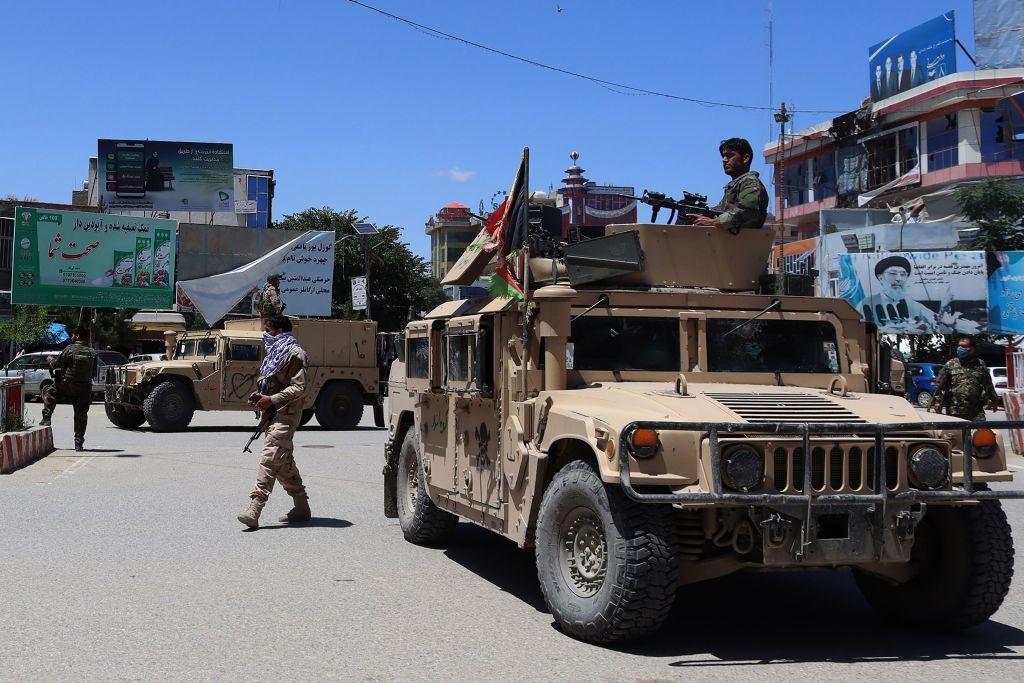 Nordafghanistan: Stadt Kundus von der Taliban umstellt