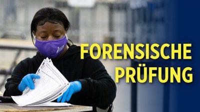 Unregelmäßigkeiten bei Wahlen in Fulton County: Gouverneurskandidat fordert forensische Prüfung