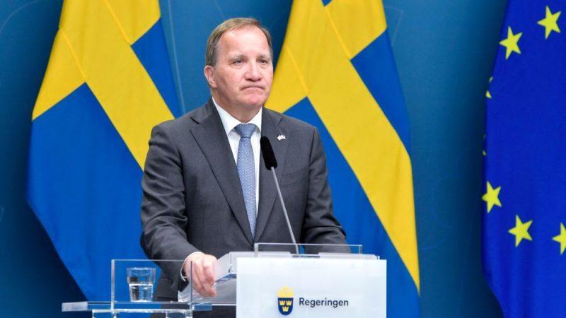 Schwedens Regierungschef Löfven tritt im November zurück