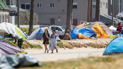 """""""Als ob die Hölle zur Hölle gefahren wäre"""": Der tragische Untergang von Venice Beach"""
