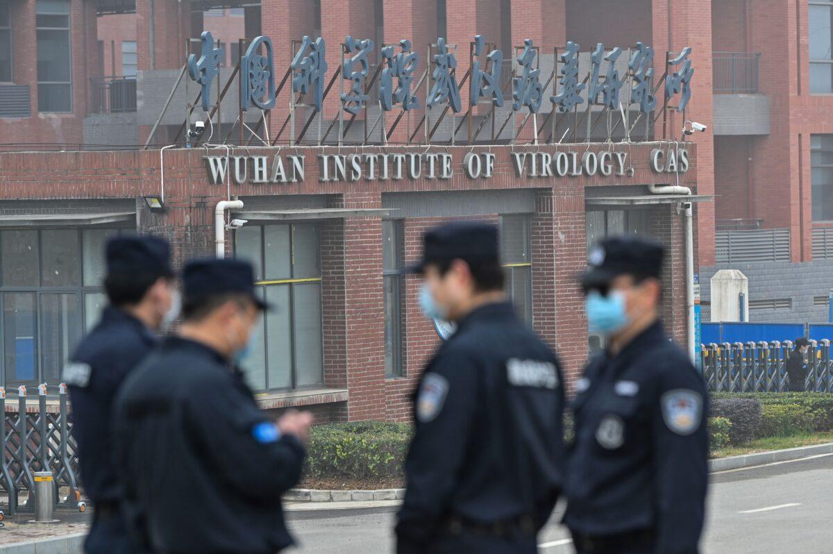 Die Wuhan-Vertuschung durch US-Präsident Joe Biden