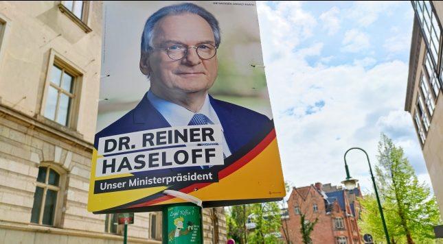 Sachsen-Anhalt: Einigung auf sogenannte Deutschland-Koalition