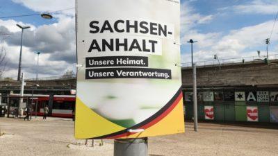 """""""Massive Unregelmäßigkeiten"""": """"dieBasis"""" legt Einspruch gegen Wahlergebnis in Sachsen-Anhalt ein"""