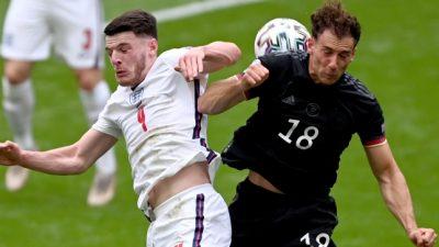 0:2 – England wirft DFB-Team im Achtelfinale aus der EM