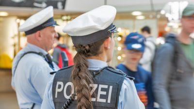 Weiterhin hoher Personalzuwachs bei Kindertagesstätten und Polizei