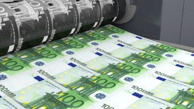 Deutlich mehr Schulden als geplant: Bund erwartet 2022 Neuverschuldung von rund 100 Milliarden Euro