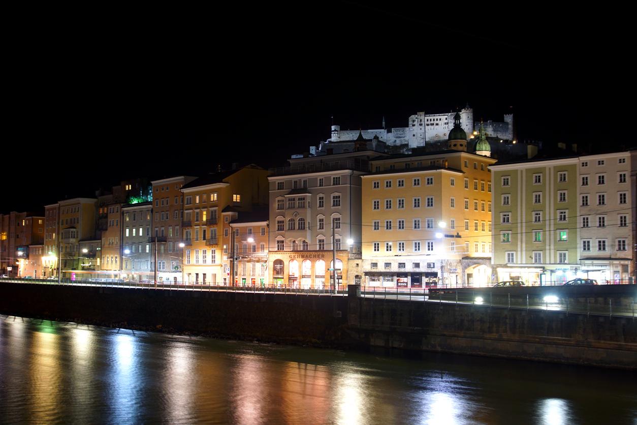 Zehn Verletzte bei Schläger-Angriffen auf Deutsche in Salzburg