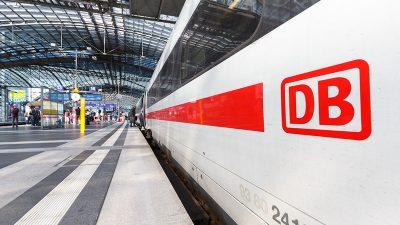 Verspätungen und Ausfälle im Bahn-Fernverkehr wegen Unwetterschäden