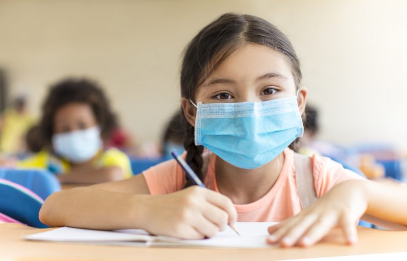 Labor in Florida findet gefährliche Krankheitserreger auf Kindermasken