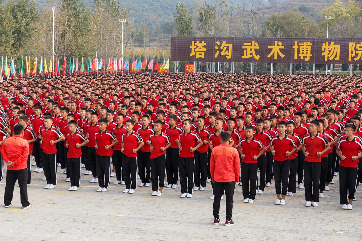 Zahlreiche Tote bei Brand in einer Kampfsportschule in China