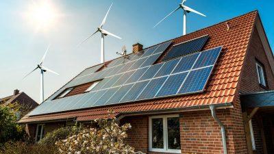 Bundesregierung verzichtet auf Solardach-Pflicht