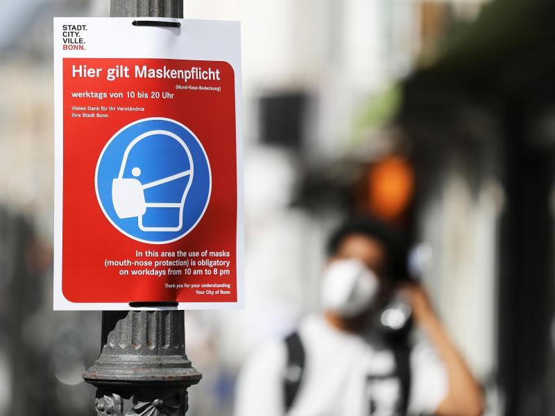 Wann fällt die Maskenpflicht?