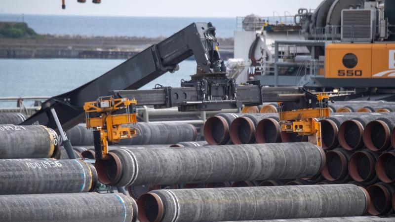 Umwelthilfe will Nord Stream 2 stoppen