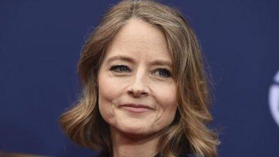 Goldene Ehrenpalme für Jodie Foster in Cannes