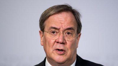 Laschet lehnt Grünen-Forderungen ab und will lieber mit FDP koalieren