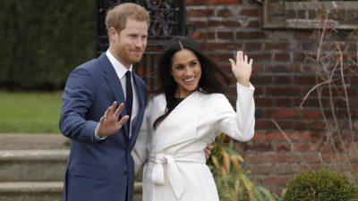 Harry und Meghan benennen zweites Kind nach Queen und Diana