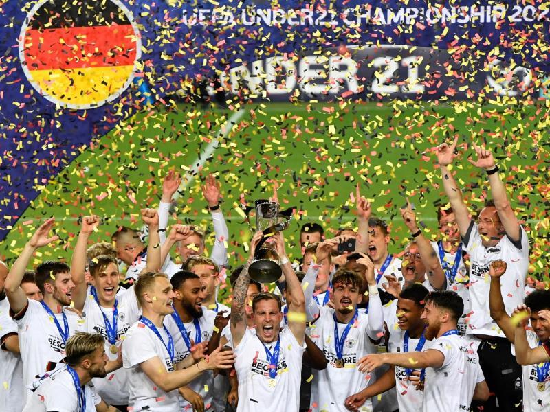 U21-Triumph für die «Geschichtsbücher» – «Sehr verdient»