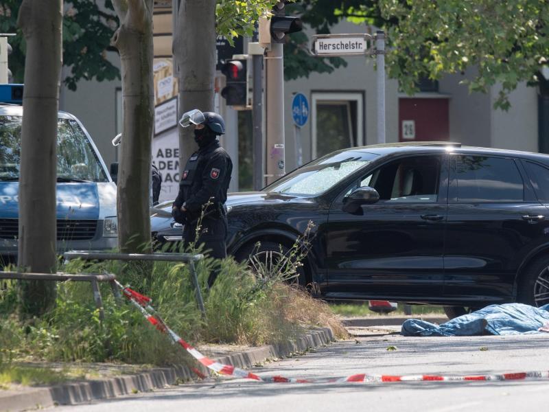 Tödlicher Schuss auf Autofahrer: Verdächtiger in U-Haft
