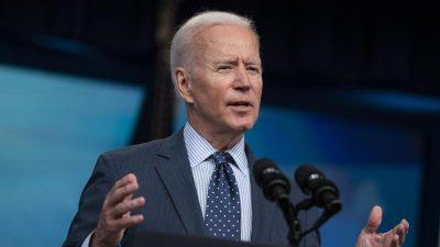 US-Präsident Biden behauptet: Vollständig Geimpfte erkranken nicht am Coronavirus