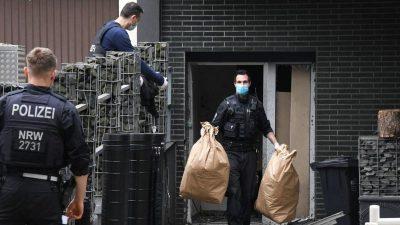 """BKA-Chef warnt: Die organisierte Kriminalität hat """"erhebliche Ausmaße angenommen"""""""