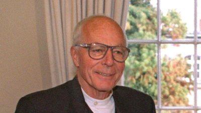 Köln: Architekt Gottfried Böhm stirbt im Alter von 101 Jahren