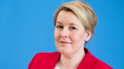Giffey will nach SPD-Sieg in Berlin zuerst mit Grünen und Linken reden