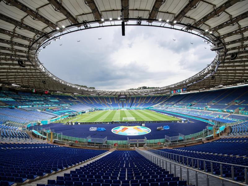 Italien und die Türkei eröffnen Fußball-EM in Rom