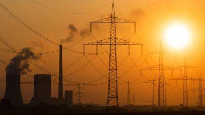 Strom in Deutschland wieder überwiegend aus Kohle
