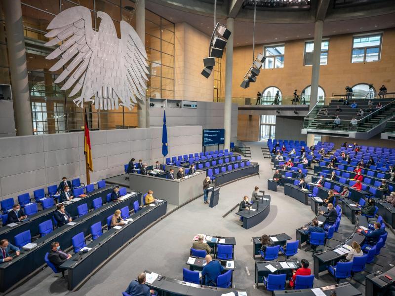 Bundestag verabschiedet neues Klimaschutzgesetz