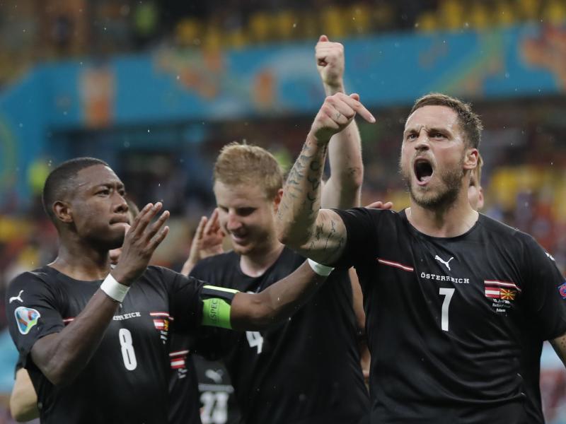 Sensation: Österreich gewinnt erstmals bei einer EM