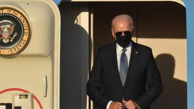 Nato tagt erstmals mit neuem US-Präsidenten Biden