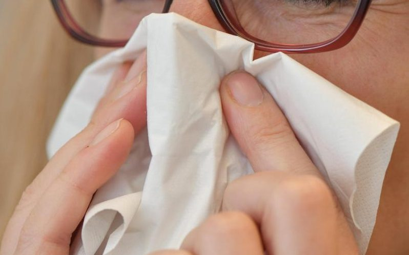 Symptome bei Delta-Variante laut Forschern anders
