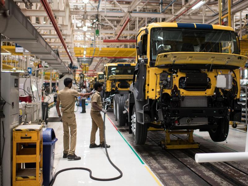 Kein Klimaschutz: Indien wird für deutsche Firmen interessanter