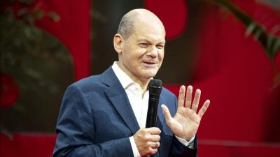 "Olaf Scholz: Kassensturz vor Bundestagswahl ""überhaupt nicht nötig"""