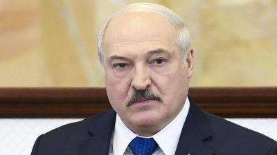 Belarus fordert Frankreichs Botschafter zur Ausreise auf