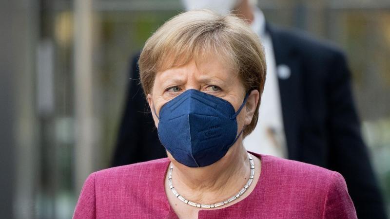 Bombenalarm in Merkels Wahlkreisbüro in Mecklenburg-Vorpommern