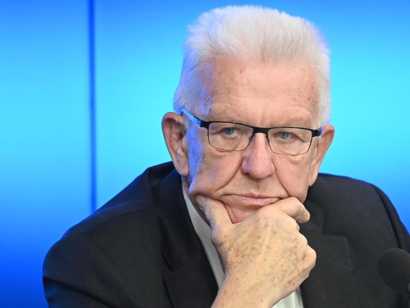 Härteres Pandemie-Regime? Kretschmann rudert zurück