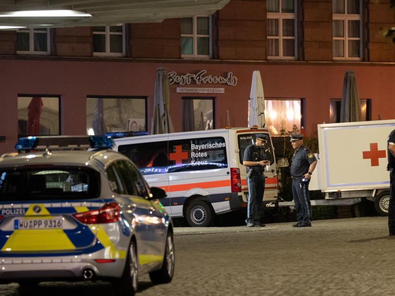 Ermittler: Islamistischer Hintergrund bei Würzburger Anschlag naheliegend