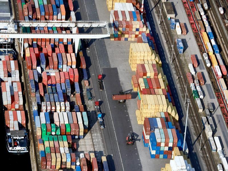 Deutliche Beschleunigung: Importierte Güter erheblich teurer geworden