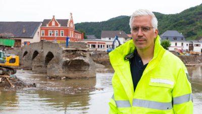 Neue Infrastruktur gesucht – jeder 10. Einwohner in Rech hat alles verloren