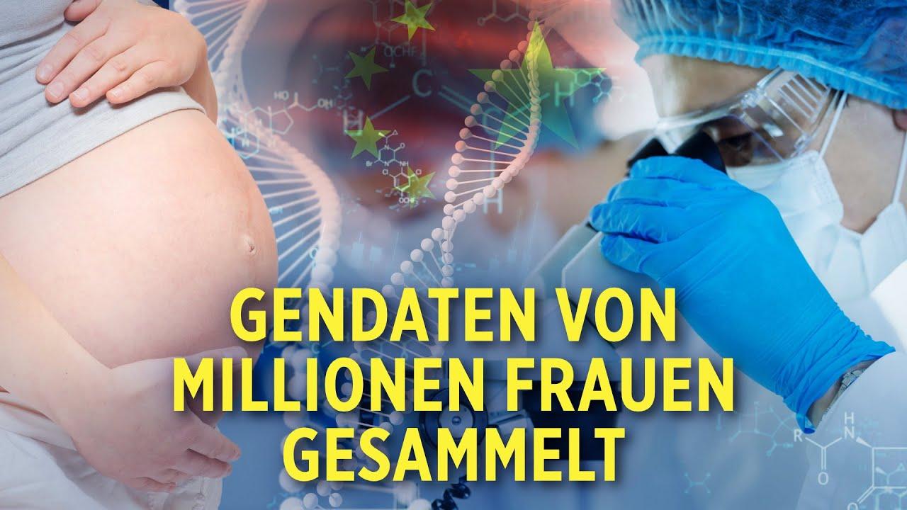 Chinas Gen-Firma sammelt genetische Daten von Millionen schwangeren Frauen